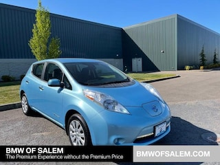2015 Nissan Leaf 4dr HB S Car Salem, OR