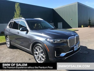 Used 2019 BMW X7 xDrive40i Sports Activity Vehicle Sport Utility Salem, OR