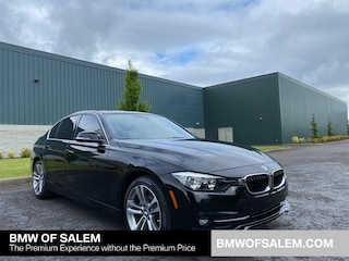 2017 BMW 3 Series 328d Sedan Car Salem, OR