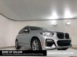 Used BMW SAVs 2018 BMW X3 M40i Sports Activity Vehicle Sport Utility For Sale in Salem, OR