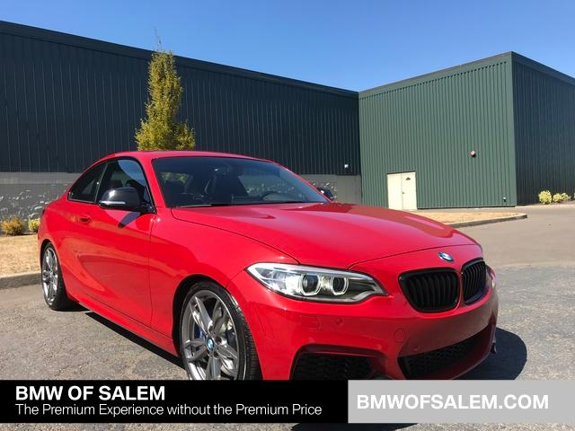 Bmw M235I Xdrive >> Pre Owned 2015 Bmw M235i Xdrive Coupe Melbourne Redfor Sale