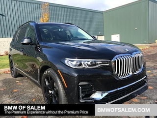 New 2021 BMW X7 xDrive40i SUV in Salem, OR