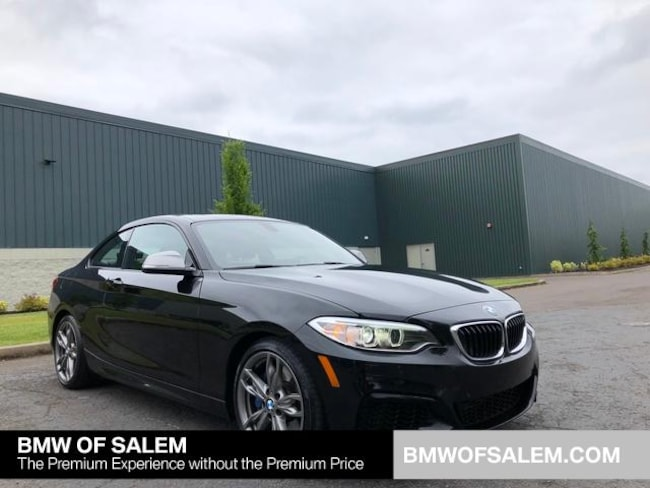 Used 2016 BMW M235i xDrive Coupe Salem, OR