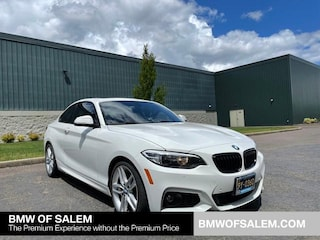 Used 2017 BMW 2 Series 230i Coupe Car Salem, OR