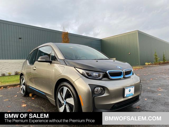2017 BMW i3 Car