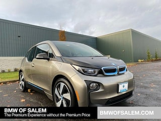 Used 2017 BMW i3 94 Ah w/Range Extender Car Salem, OR