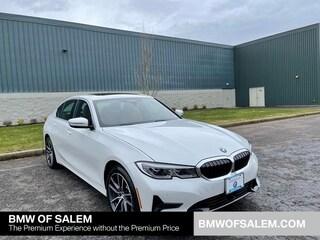 New 2021 BMW 330e xDrive Sedan in Salem, OR