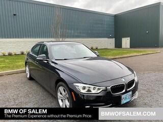 Certified Pre-Owned 2017 BMW 3 Series 330i Sedan Car Salem, OR