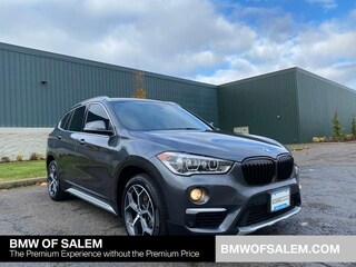 Certified Pre-Owned 2017 BMW X1 xDrive28i Sports Activity Vehicle Sport Utility Salem, OR
