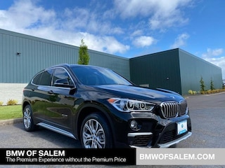 Used BMW SAVs 2017 BMW X1 xDrive28i Sports Activity Vehicle Sport Utility For Sale in Salem, OR