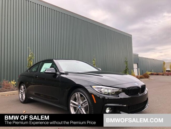 New 2019 BMW 440i xDrive Coupe Salem, OR
