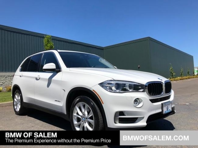 Used 2015 BMW X5 xDrive35d SUV Salem, OR