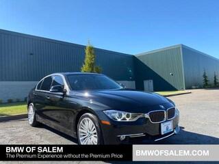 2015 BMW 3 Series 4dr Sdn 335i xDrive AWD Car Salem, OR
