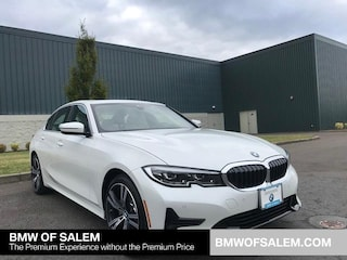 New 2021 BMW 330e xDrive Sedan in Salem, OR