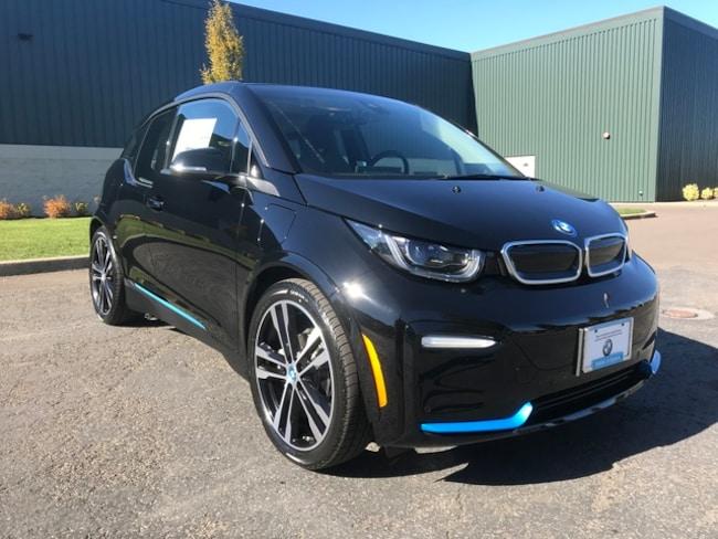 New 2019 BMW i3 120Ah s w/Range Extender Sedan Salem, OR