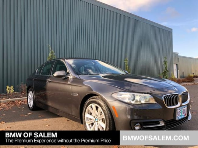 Used 2016 BMW 528i xDrive Sedan Salem, OR