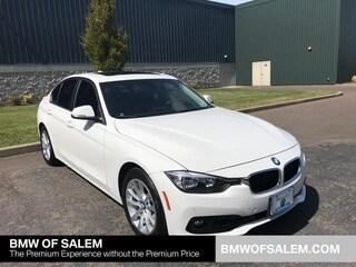 Certified Pre-Owned 2017 BMW 3 Series 320i Sedan Car Salem, OR