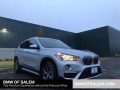 New 2018 BMW X1 xDrive28i SAV in Salem, OR