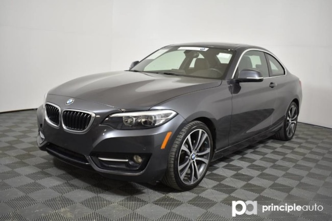 Certified 2016 BMW 228i Coupe 228i w/ Driving Assist Coupe San Antonio