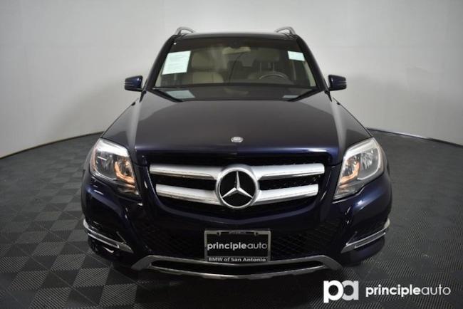 Pre-Owned 2013 Mercedes-Benz GLK-Class in San Antonio TX