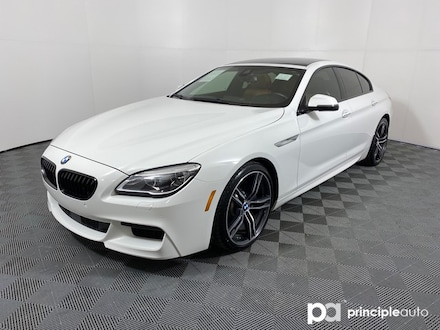 2018 BMW 640i Gran Coupe 640i w/ M Sport/Executive/Driving Assist Plus Gran Coupe