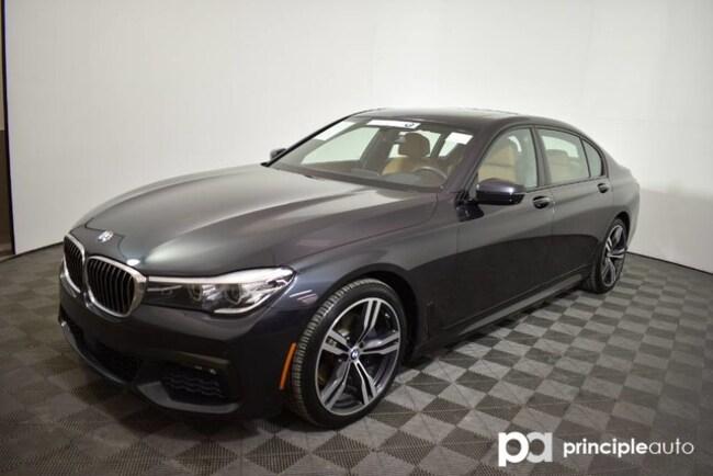 Certified 2016 BMW 740i 740i w/ M Sport/Executive/Driving Assist Plus II Sedan San Antonio