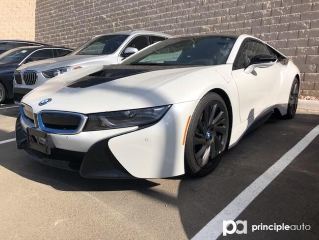 Certified 2016 BMW i8 Coupe Giga World Coupe San Antonio