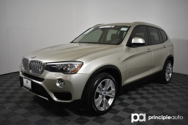 Certified Pre Owned 2016 Bmw X3 For Sale San Antonio Tx Serving