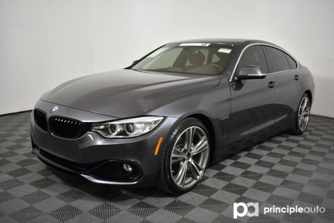 Certified 2016 BMW 428i Gran Coupe 428i w/ Premium/Driving Assist/Navigation Gran Coupe San Antonio