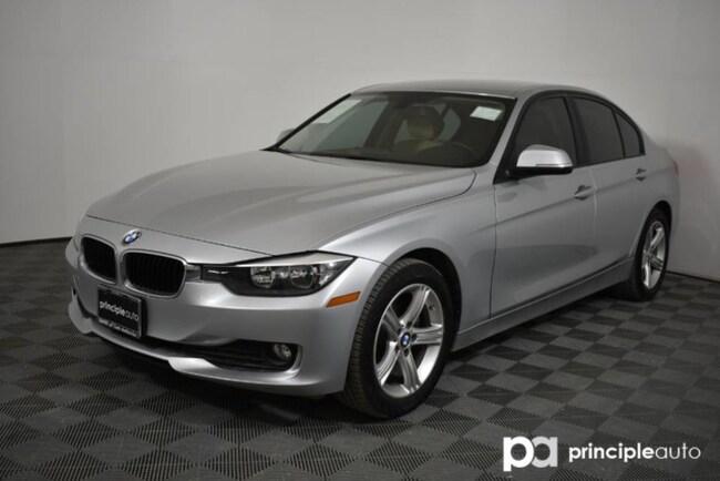 Certified 2015 BMW 320i 320i Sedan San Antonio