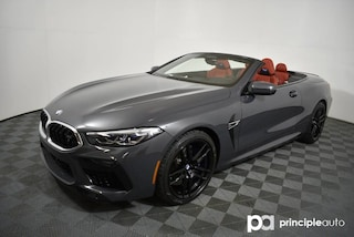 2020 BMW M8 Convertible Convertible