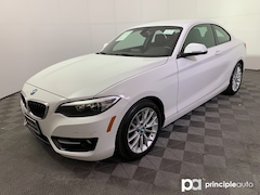 2016 BMW 228i Coupe 228i w/ Driving Assist Coupe