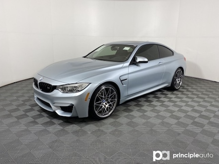 2017 BMW M4 Coupe Base Coupe