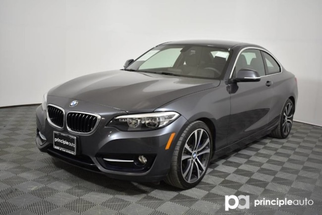 Certified 2016 BMW 228i Coupe 228i w/ Sport/Driver Assist Coupe San Antonio