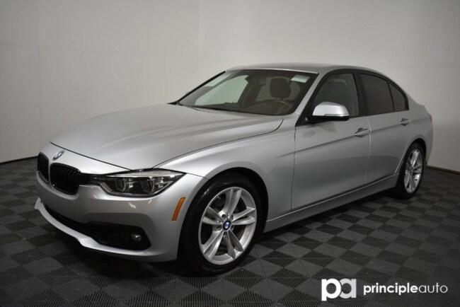 Certified 2016 BMW 320i 320i w/ Sport/Lighting Sedan San Antonio