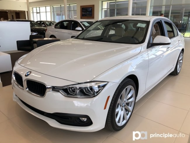 Certified 2018 BMW 320i Sedan San Antonio