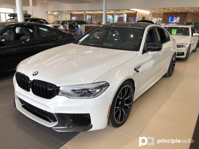 2019 BMW M5 Competition Sedan San Antonio