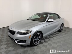 2017 BMW 230i Convertible 230i w/ Driving Assist/Navigation Convertible
