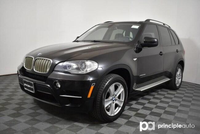 2012 BMW X5 35d w/ Premium/Tech SAV San Antonio