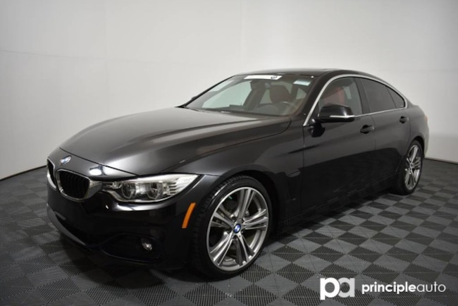 Certified 2016 BMW 428i Gran Coupe 428i w/ Driving Assist/Lighting Gran Coupe San Antonio
