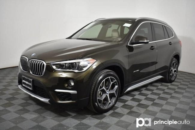 2016 BMW X1 xDrive28i w/ Premium/Luxury Package SAV San Antonio