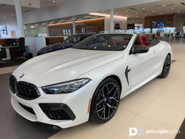 2020 BMW M8 Convertible Competition Convertible San Antonio