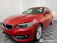 2016 BMW 228i Coupe 228i w/ Premium/Driving Assist/Lighting/Technology Coupe