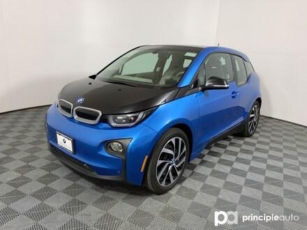 2017 BMW i3 Mega World w/ Parking Assist/Navigation Hatchback