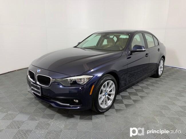 Certified 2016 BMW 320i 320i w/ Driving Assist/Moonroof/Navigation Sedan San Antonio