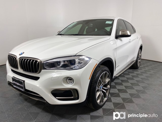 Certified 2016 BMW X6 xDrive35i w/ Premium/Driving Assist Sports Activity Coupe San Antonio