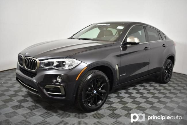 Certified 2019 BMW X6 xDrive35i w/ Convenience/Premium SAV San Antonio