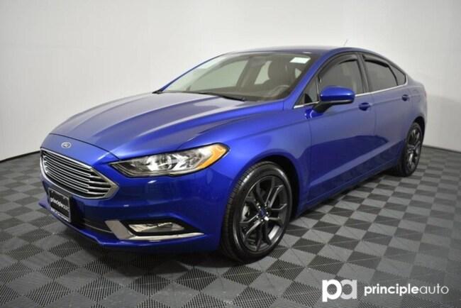 2018 Ford Fusion SE Sedan San Antonio