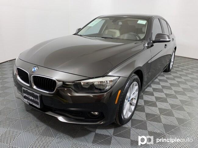 Certified 2016 BMW 320i 320i w/ Driving Assist/Navigation Sedan San Antonio