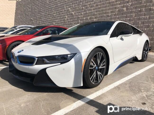 Certified 2016 BMW i8 Coupe Mega World Coupe San Antonio